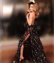 Екатерина Дробыш в авторском фотопроекте Ольги Зиновской -Аксиома красоты