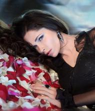 Полина Аскери в авторской фотопроекте Ольги Зиновской -Аксиома красоты