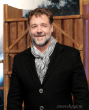 Russell Crowe, Moscow March 2014
